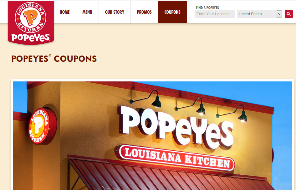 Popeyes Coupons 01