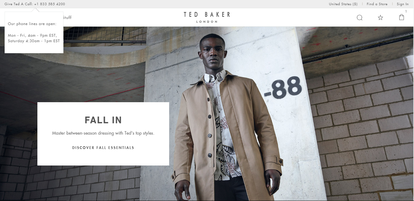 Ted Baker Coupons