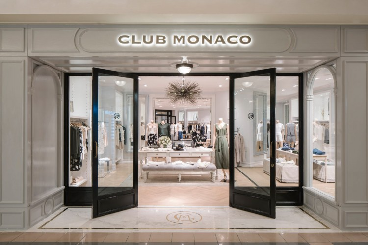 Club Monaco Coupons