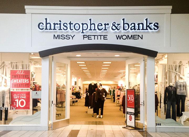 Christopher & Banks Coupons
