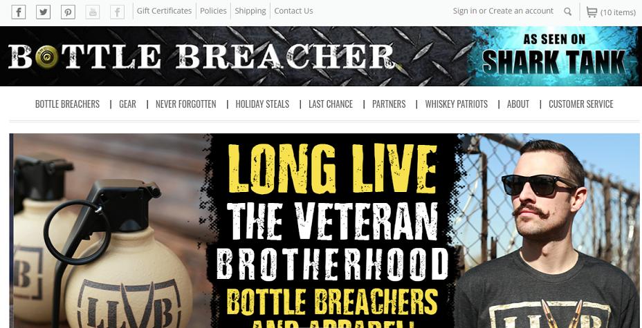Bottle Breacher Coupons