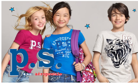 P.S. Kids Coupons
